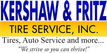 KERSHAW and FRITZ TIRE SERVICE Inc.